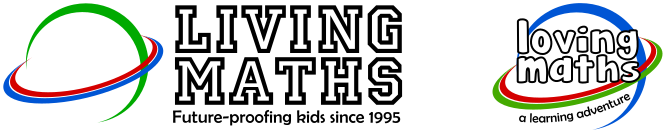 Living Maths Logo